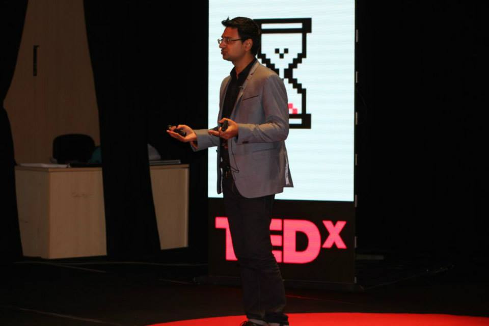 Congratulations! You Failed- TEDx Talk by Vishwas Mudagal