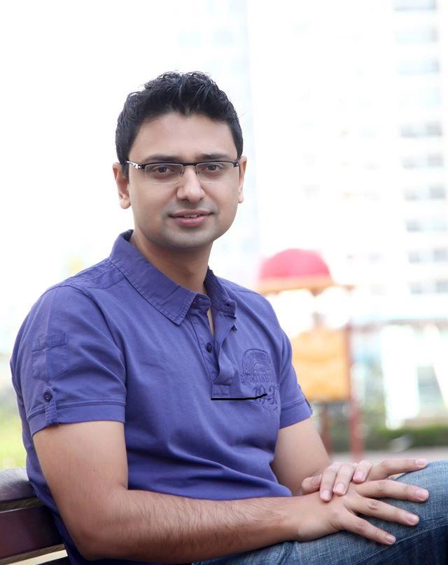 Vishwas Mudaga_Author