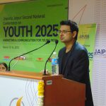Speaking at Youth 2025 Conference at Jaipur as the Chief guest