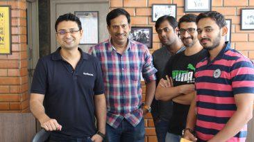 Vishwas Mudagal and bloggers