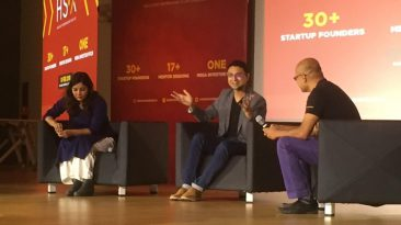 Headstart event - Vishwas Mudagal