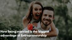 how marriage benefits entrepreneurship