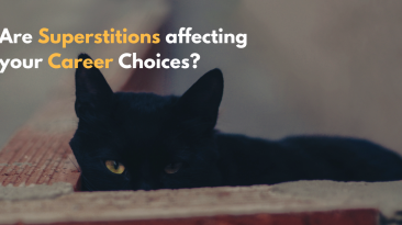 Superstitions and career choice