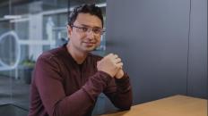 Vishwas Mudagal - CEO of GoodWorkLabs