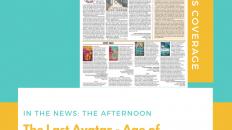 Press coverage - Last Avatar by Vishwas Mudagal - The Afternoon newspaper