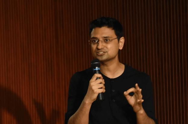 Vishwas Mudagal at TEDxBNMIT