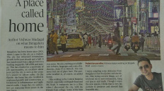 Hindu Paper - Vishwas Mudagal Interview