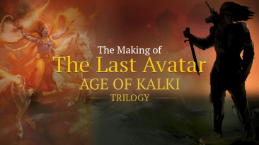 The making of Kalki Avatar