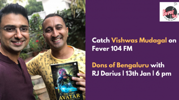 Vishwas Mudagal on Fever 104 FM