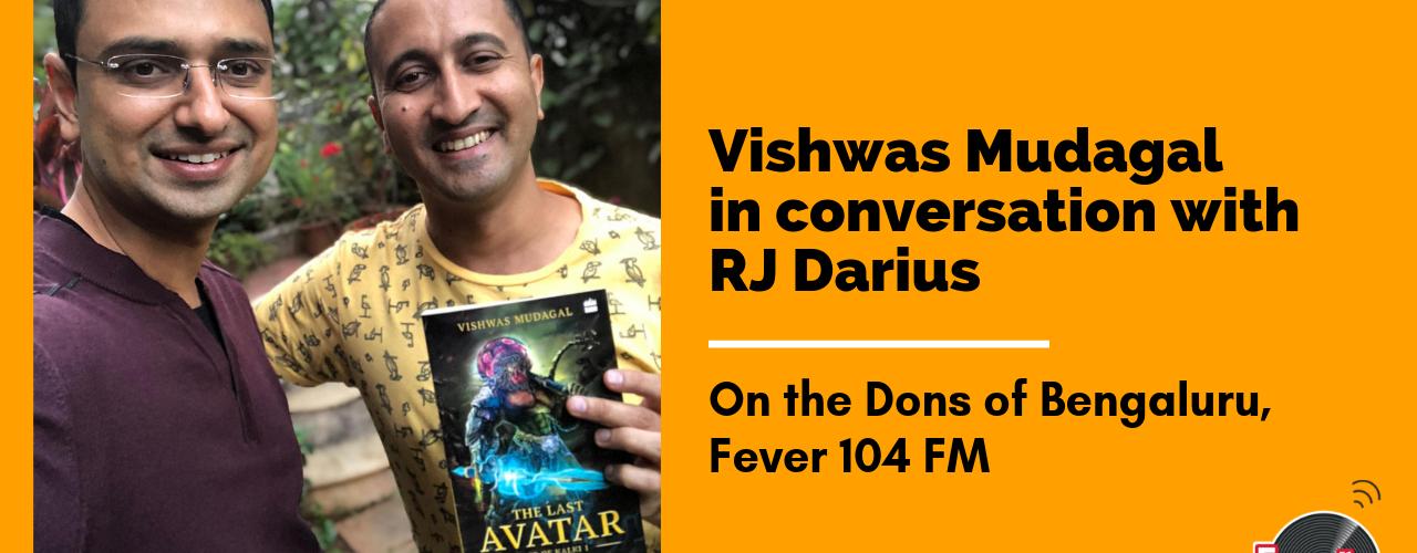 Interview with RJ Darius